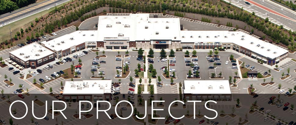 Our Projects Introduction Image of Canton Marketplace Retail